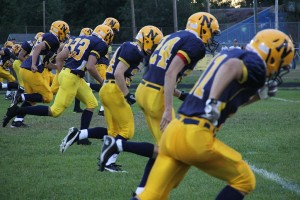 Negaunee Football Photos