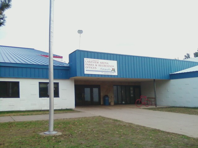Lakeview arena has ice again marquette adult for Newberry motors newberry mi