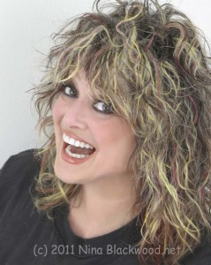 Nina Blackwood on Marquette County's Sunny 101.9 WKQS-FM