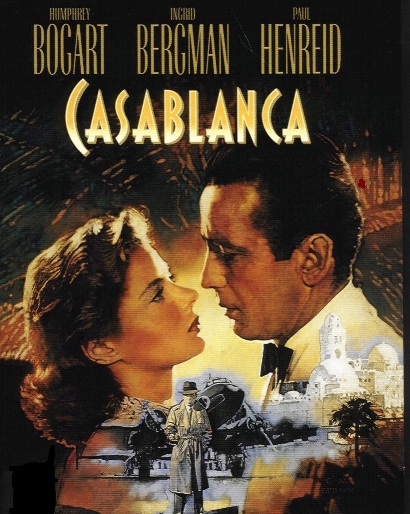 Workday wind down movie trivia winner tuesday 5 29 12 for Poster casablanca