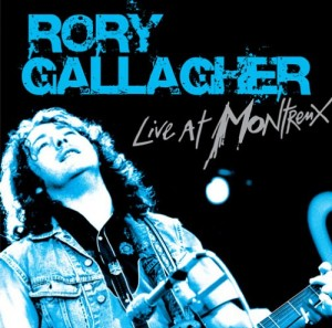 Rory Gallagher Live At Montreux