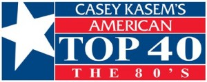 American Top 40 - The 80's - Casey Casem on Sunny 101.9