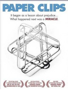 Paper Clips Documentary Movie Poster