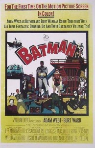 Batman 1966 Movie Poster