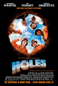 Holes Movie