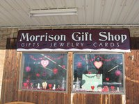 Morrison's Gift Shop in Ishpeming, Michigan