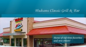 Bring Your Appetite to Hudson's