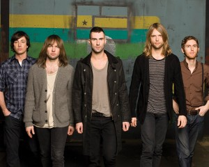 Photo Courtesy Of www.maroon5.com