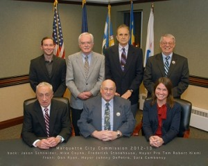 Marquette City Commission Photo courtesy: www.mqtcty.org