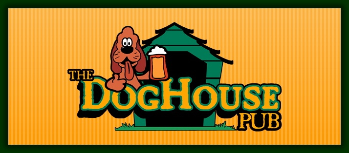 Doghouse Pub Logo