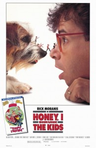 Honey I Shrunk The Kids Poster