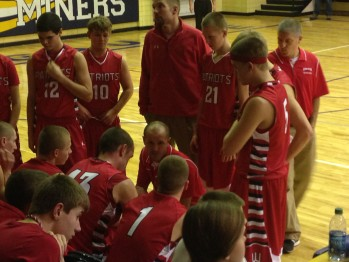 The Patriots won 3-of-4 games before their loss to Negaunee.