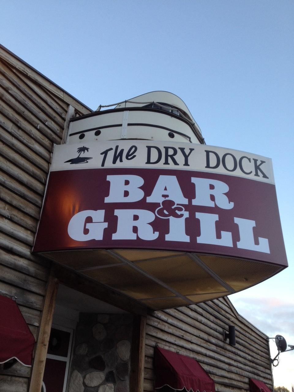 Dry Dock Tavern of Marquette