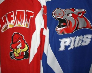 Pigs-N-Heat Charity Hockey Game Coming Soon To Marquette.