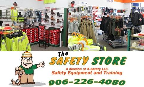 Safety Store Logo