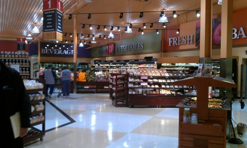 Super One Foods Negaunee new bakery deli and olive bar