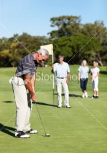 Golf Marquette County, Michigan