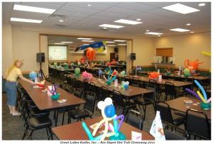 Bountiful Balloons Decorations