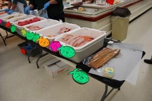 Fresh Fish Sale