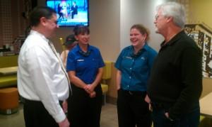 Mark & Walt LIVE from McDonald's Ishpeming