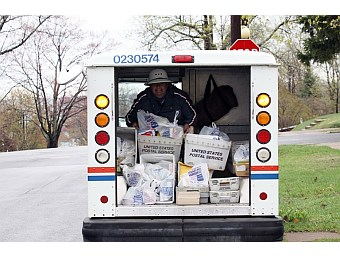 National Association of Letter Carriers and the United Way Stamp Out Hunger