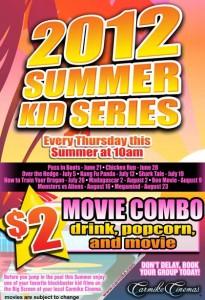 2012 Summer Kid Series