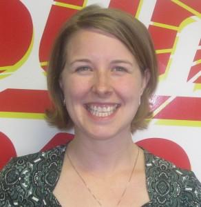 Lori Smolinski of the YMCA of Marquette