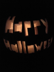 Trick-or-treating times in the U.P.