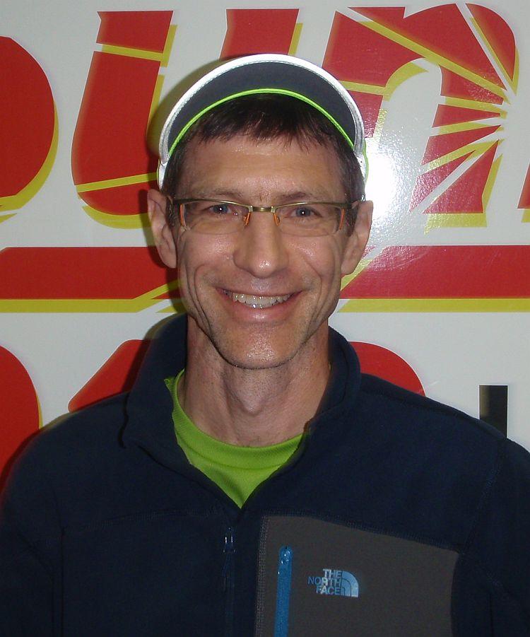 Matt Williams from the YMCA