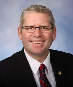 109th Dist. State Rep. John Kivela (D-Marquette)