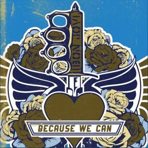 """Bon Jovi Cover Of """"Because We Can"""" Courtesy Of www.bonjovi.com"""