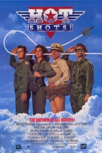Hot Shots Movie Poster