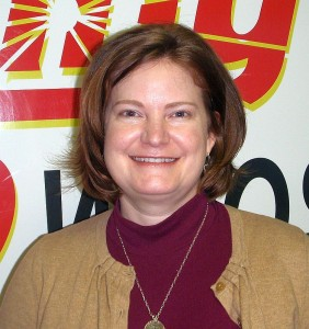 Amy Quinn, President-Elect, Great Lakes Center for Youth Development.