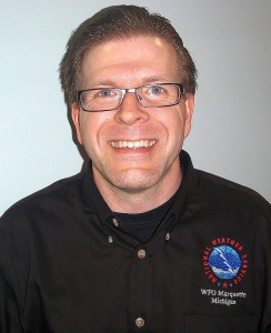 Matt Zika from the National Weather Service.