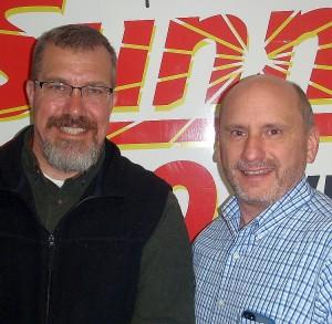 Dennis Stachewicz and Jim Tischler.